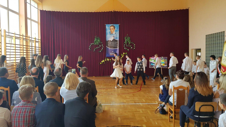 Aktualności święto Patrona Szkoły św Stanisława Kostki